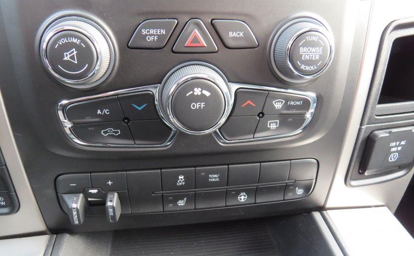 2015 Ram 1500 Big Horn V6 ECODIESEL AUT 4X4 A/C GR ELECTRIQUE ET #23