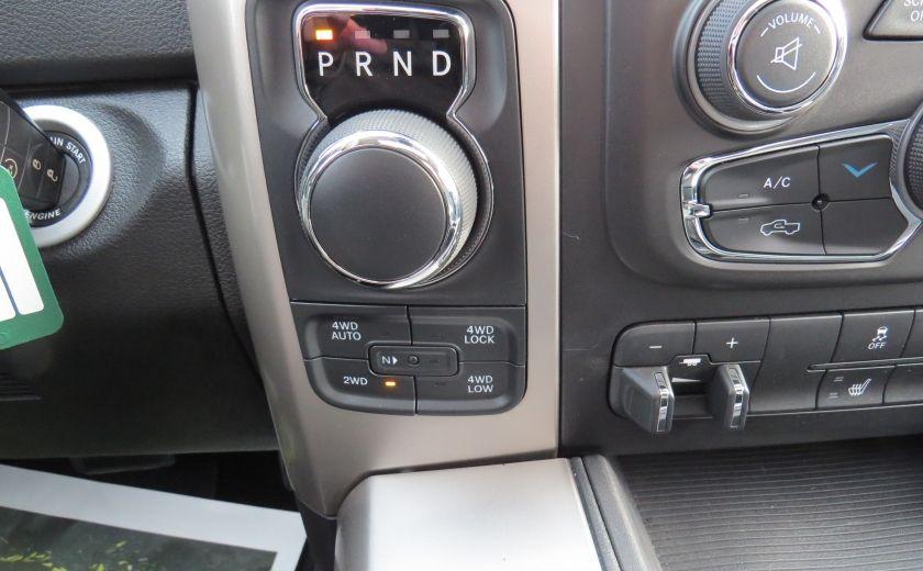 2015 Ram 1500 Big Horn V6 ECODIESEL AUT 4X4 A/C GR ELECTRIQUE ET #24