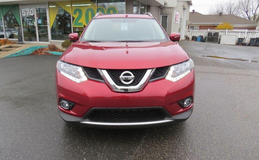 2014 Nissan Rogue SV AUT 7 PASS  CAMERA NAVI GR ELECTRIQUE ET PLUS #1