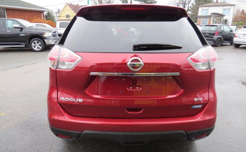 2014 Nissan Rogue SV AUT 7 PASS  CAMERA NAVI GR ELECTRIQUE ET PLUS #5