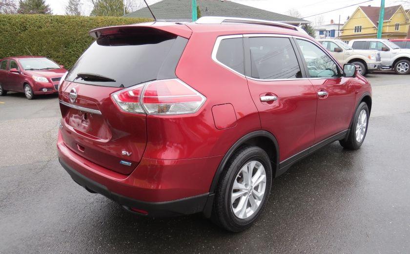 2014 Nissan Rogue SV AUT 7 PASS  CAMERA NAVI GR ELECTRIQUE ET PLUS #6