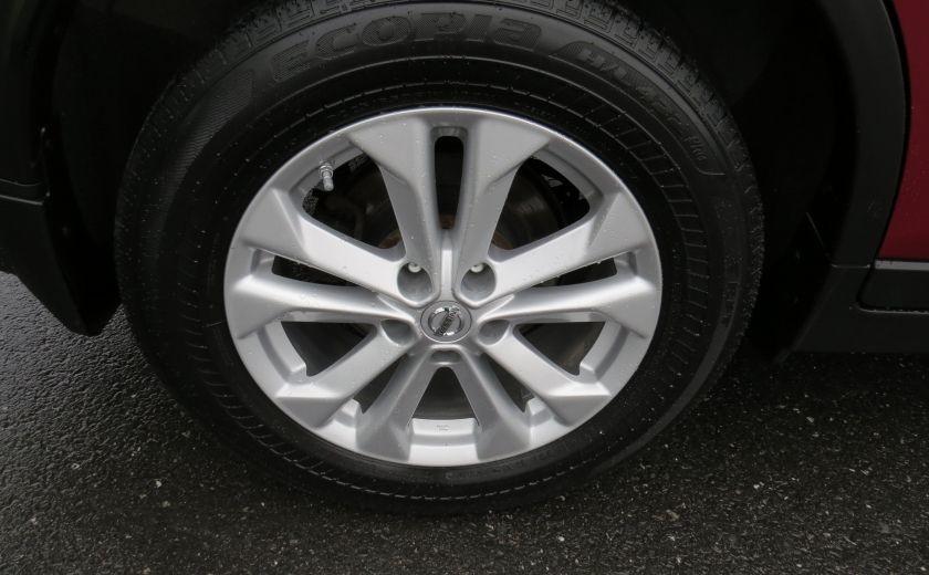 2014 Nissan Rogue SV AUT 7 PASS  CAMERA NAVI GR ELECTRIQUE ET PLUS #9