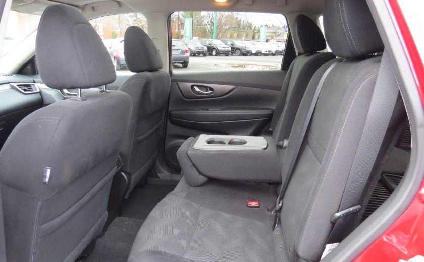 2014 Nissan Rogue SV AUT 7 PASS  CAMERA NAVI GR ELECTRIQUE ET PLUS #24