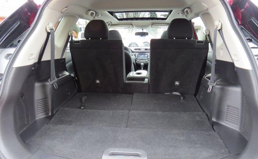2014 Nissan Rogue SV AUT 7 PASS  CAMERA NAVI GR ELECTRIQUE ET PLUS #32