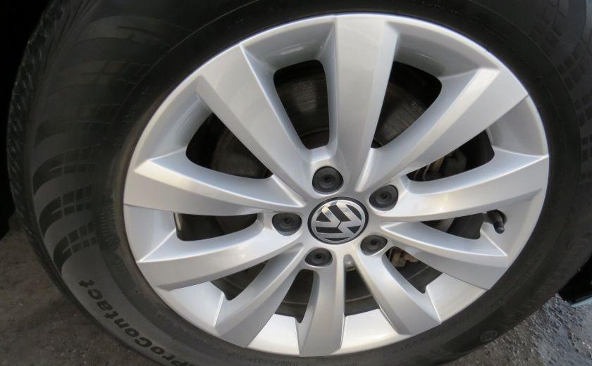 2014 Volkswagen BEETLE Highline AUT CUIR MAGS A/C CABRIOLET GR ELECTRIQUE #8