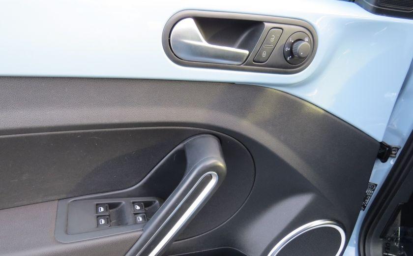 2014 Volkswagen BEETLE Highline AUT CUIR MAGS A/C CABRIOLET GR ELECTRIQUE #12