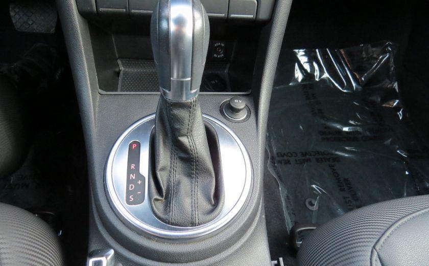 2014 Volkswagen BEETLE Highline AUT CUIR MAGS A/C CABRIOLET GR ELECTRIQUE #18
