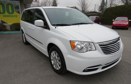 2016 Chrysler Town And Country Touring AUT A/C MAGS CAMERA DVD STOW N GO GR ELECT à Sherbrooke