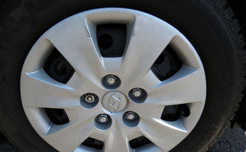 2009 Hyundai Elantra Touring GL AUT A/C ABS GR ELECTRIQUE #8