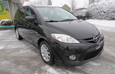 2010 Mazda 5 GS 4 CYL MAN A/C MAGS GR ELECTRIQUE #0