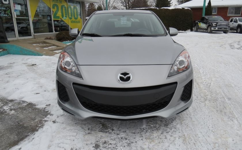 2013 Mazda 3 SPORT GX SKY MAN A/C ABS GR ELECTRIQUE #1