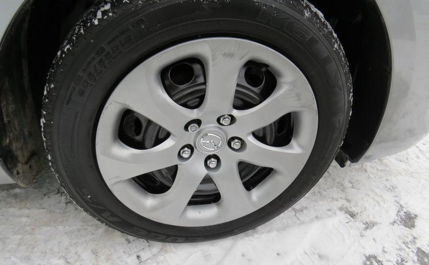 2013 Mazda 3 SPORT GX SKY MAN A/C ABS GR ELECTRIQUE #8