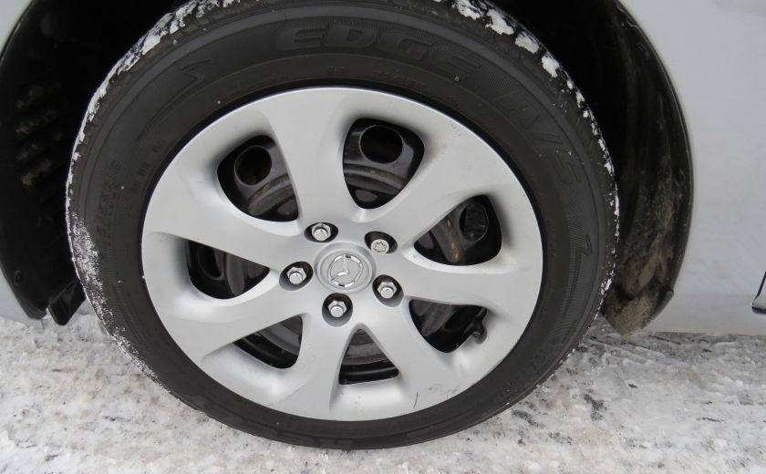 2013 Mazda 3 SPORT GX SKY MAN A/C ABS GR ELECTRIQUE #11