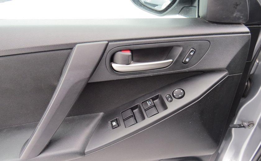 2013 Mazda 3 SPORT GX SKY MAN A/C ABS GR ELECTRIQUE #12