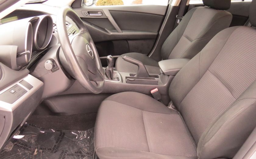 2013 Mazda 3 SPORT GX SKY MAN A/C ABS GR ELECTRIQUE #13
