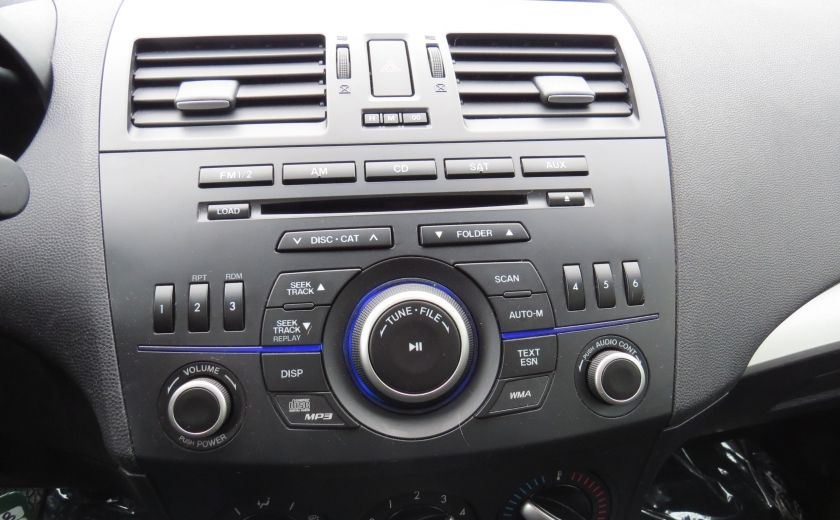 2013 Mazda 3 SPORT GX SKY MAN A/C ABS GR ELECTRIQUE #16