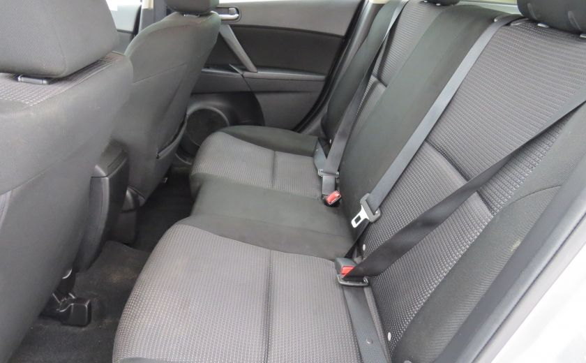 2013 Mazda 3 SPORT GX SKY MAN A/C ABS GR ELECTRIQUE #19