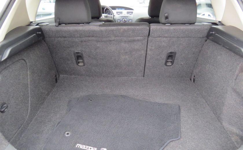 2013 Mazda 3 SPORT GX SKY MAN A/C ABS GR ELECTRIQUE #20