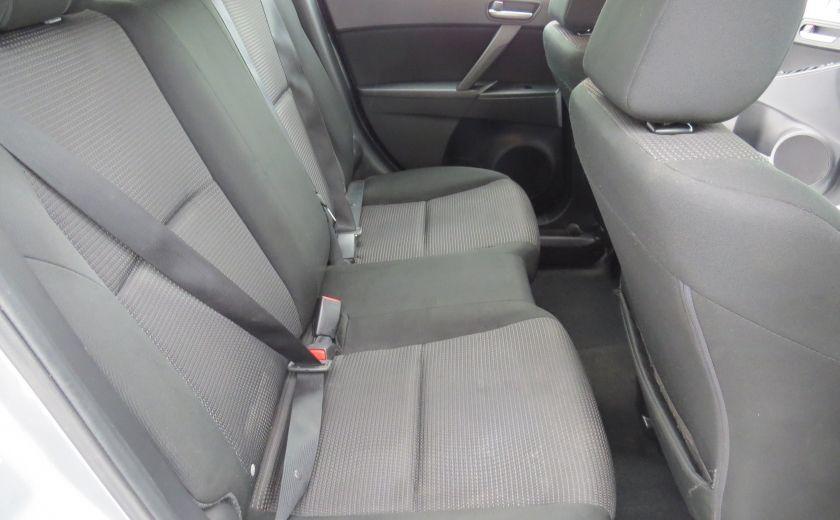 2013 Mazda 3 SPORT GX SKY MAN A/C ABS GR ELECTRIQUE #21