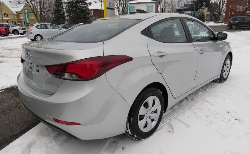 2015 Hyundai Elantra L MAN GR ELECTRIQUE ABS #6