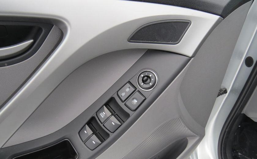 2015 Hyundai Elantra L MAN GR ELECTRIQUE ABS #12