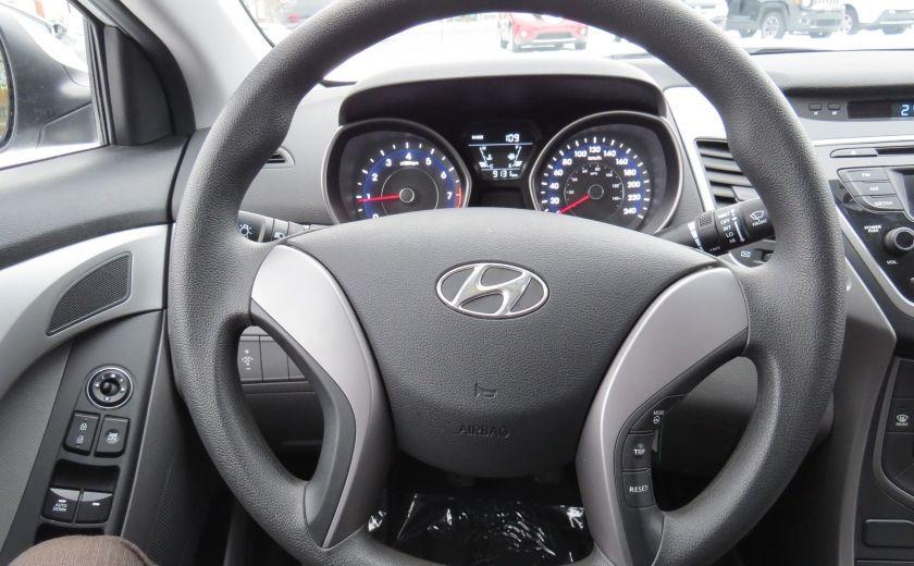 2015 Hyundai Elantra L MAN GR ELECTRIQUE ABS #15
