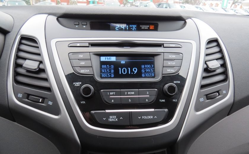 2015 Hyundai Elantra L MAN GR ELECTRIQUE ABS #17