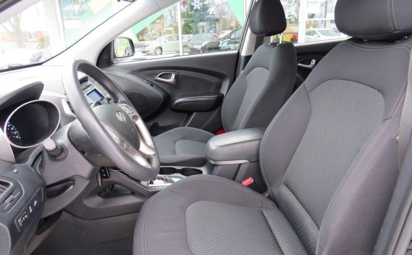 2013 Hyundai Tucson GL AUT AWD A/C BLUETOOTH GR ELECTRIQUE #13