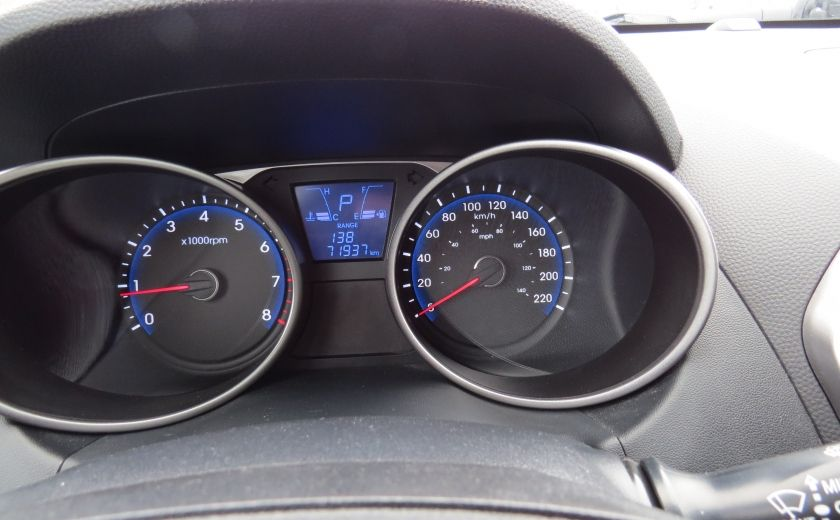 2013 Hyundai Tucson GL AUT AWD A/C BLUETOOTH GR ELECTRIQUE #17