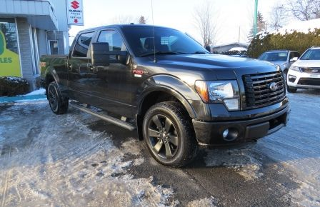 2012 Ford F150 FX4 FX DECOR V6 ECOBOOST 4X4 CUIR MAGS CAMERA NAVI #0