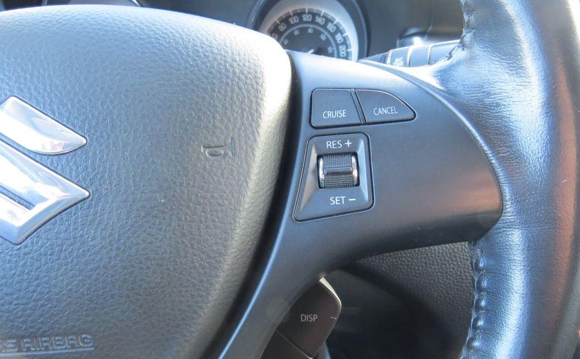 2011 Suzuki Kizashi SE AUT A/C MAGS GR ELECTRIQUE ET PLUS #14