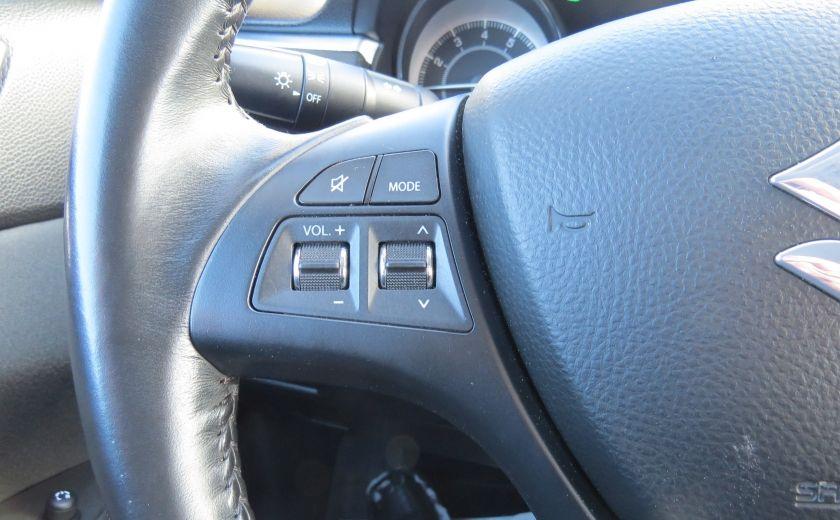 2011 Suzuki Kizashi SE AUT A/C MAGS GR ELECTRIQUE ET PLUS #15