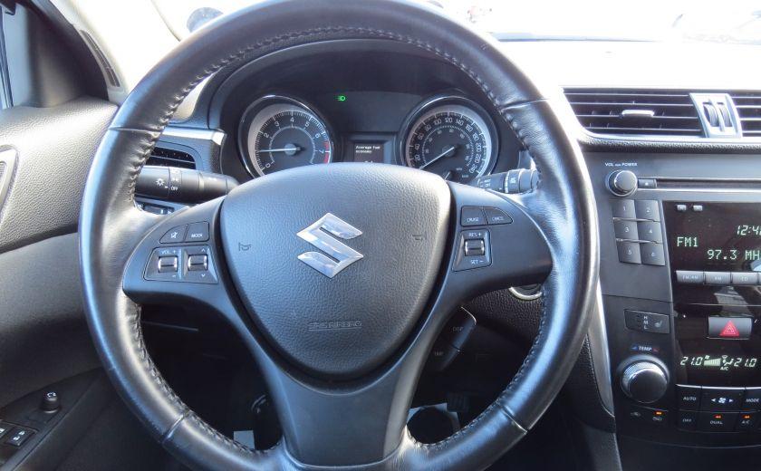 2011 Suzuki Kizashi SE AUT A/C MAGS GR ELECTRIQUE ET PLUS #16
