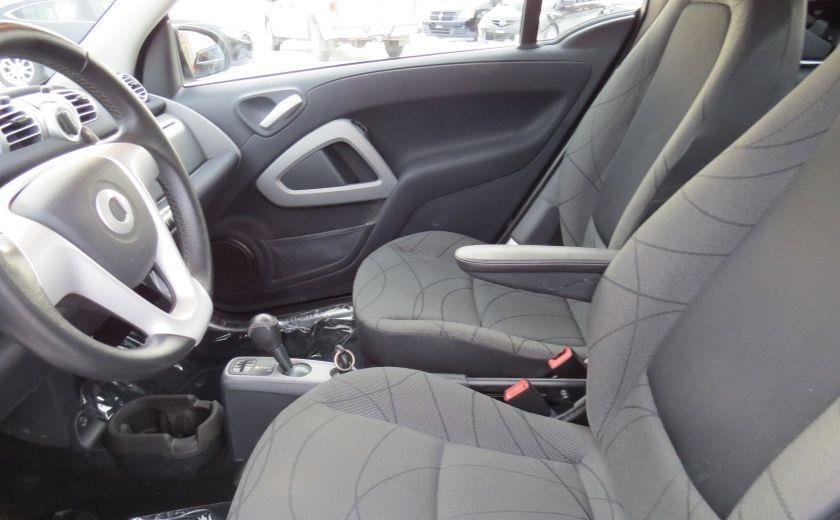 2013 Smart Fortwo Passion Cabriolet AUT A/C MAGS GR ELECTRIQUE #13