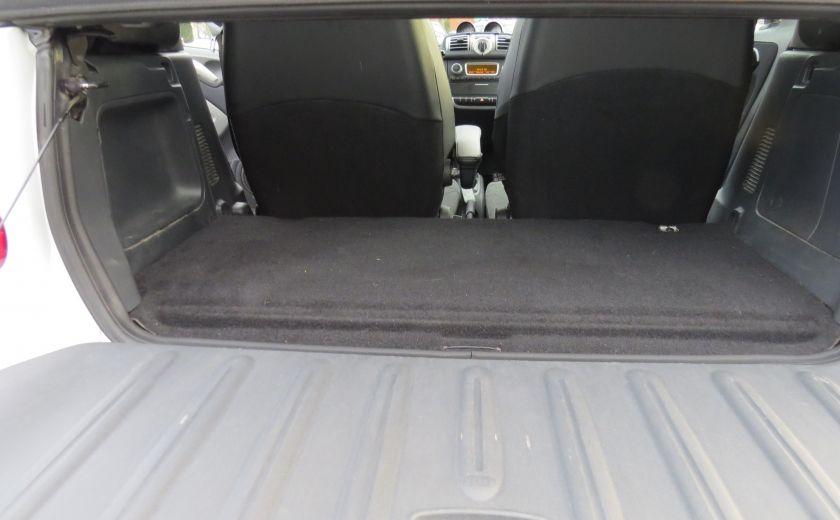 2013 Smart Fortwo Passion Cabriolet AUT A/C MAGS GR ELECTRIQUE #20