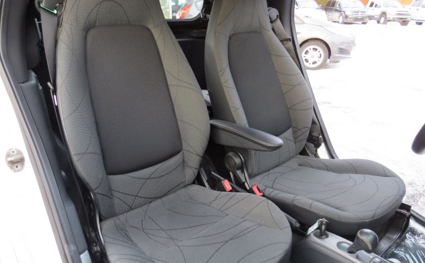 2013 Smart Fortwo Passion Cabriolet AUT A/C MAGS GR ELECTRIQUE #22