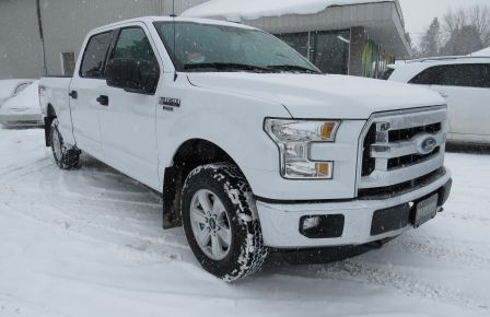 2016 Ford F150 XLT V8 AUT 4X4 A/C MAGS CAMERA GR ELECTRIQUE ... #0