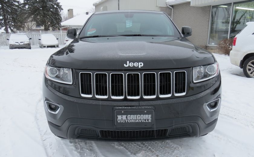 2015 Jeep Grand Cherokee Laredo AUT 4X4 A/C MAGS BLUETOOTH GR ELECTRIQUES #1