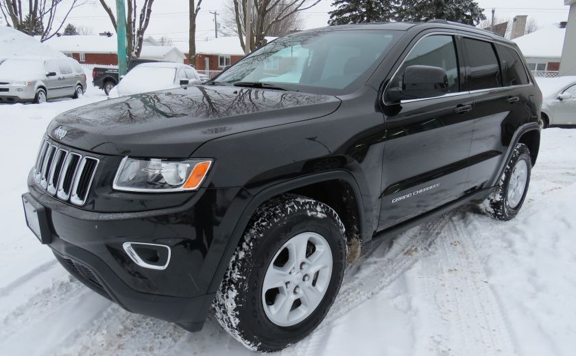 2015 Jeep Grand Cherokee Laredo AUT 4X4 A/C MAGS BLUETOOTH GR ELECTRIQUES #2