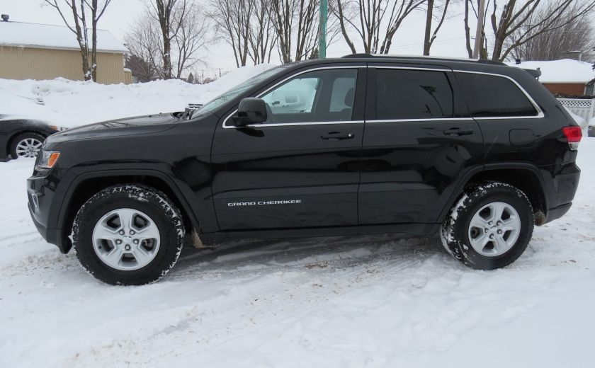 2015 Jeep Grand Cherokee Laredo AUT 4X4 A/C MAGS BLUETOOTH GR ELECTRIQUES #3