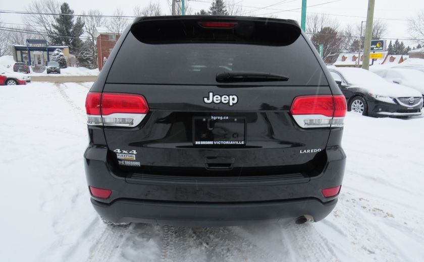 2015 Jeep Grand Cherokee Laredo AUT 4X4 A/C MAGS BLUETOOTH GR ELECTRIQUES #5