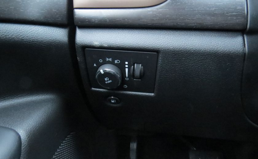 2015 Jeep Grand Cherokee Laredo AUT 4X4 A/C MAGS BLUETOOTH GR ELECTRIQUES #14