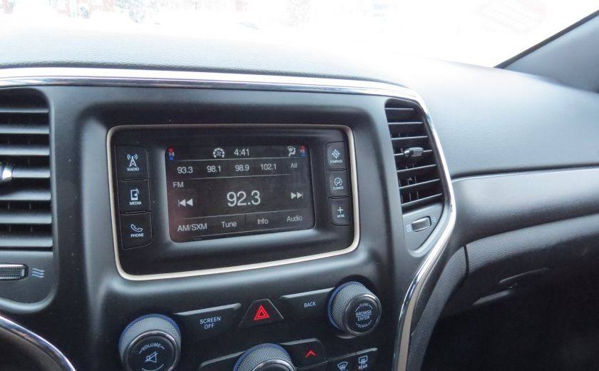2015 Jeep Grand Cherokee Laredo AUT 4X4 A/C MAGS BLUETOOTH GR ELECTRIQUES #19