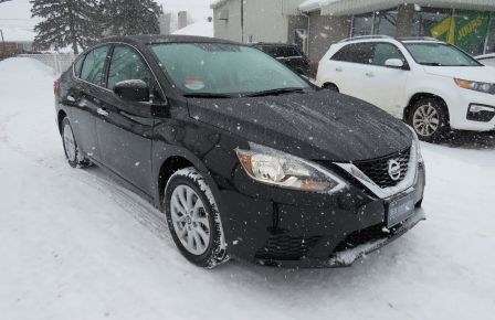 2016 Nissan Sentra SV AUT A/C MAGS CAMERA BLUETOOTH GR ELECTRIQUE #0