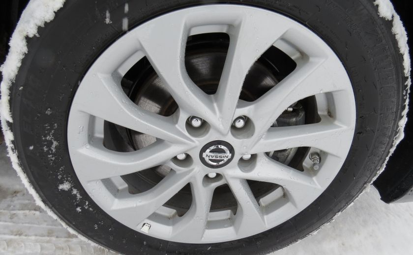 2016 Nissan Sentra SV AUT A/C MAGS CAMERA BLUETOOTH GR ELECTRIQUE #8