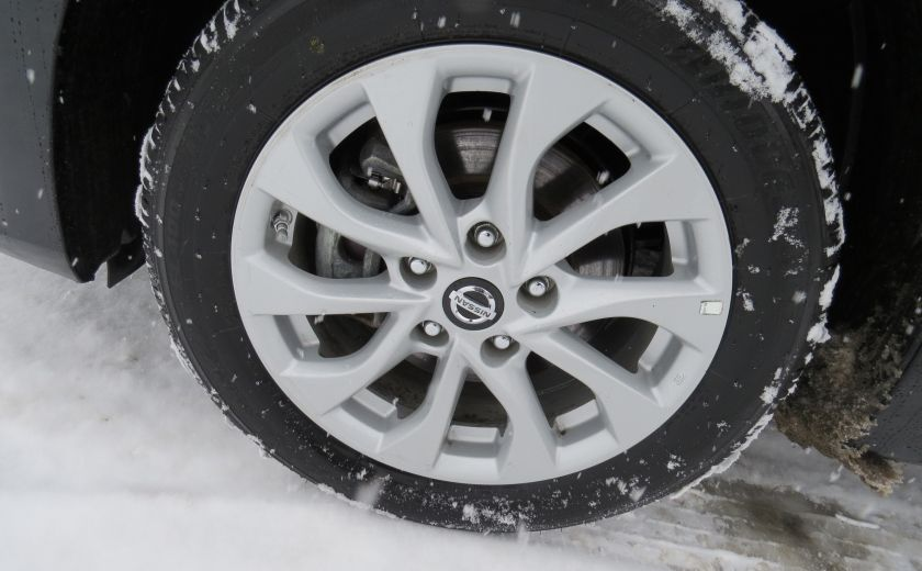 2016 Nissan Sentra SV AUT A/C MAGS CAMERA BLUETOOTH GR ELECTRIQUE #11