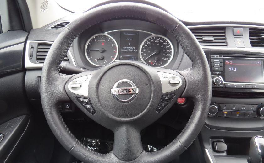 2016 Nissan Sentra SV AUT A/C MAGS CAMERA BLUETOOTH GR ELECTRIQUE #16