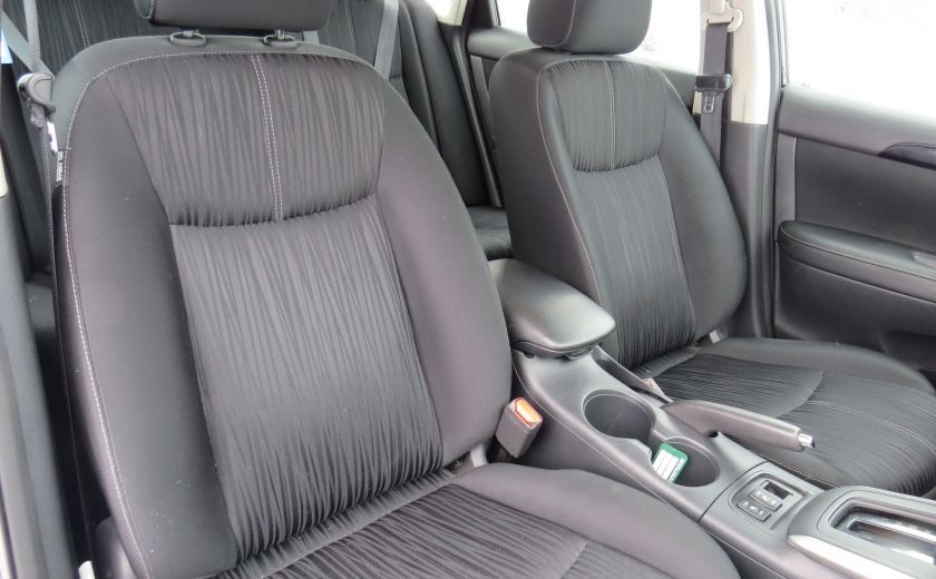 2016 Nissan Sentra SV AUT A/C MAGS CAMERA BLUETOOTH GR ELECTRIQUE #25