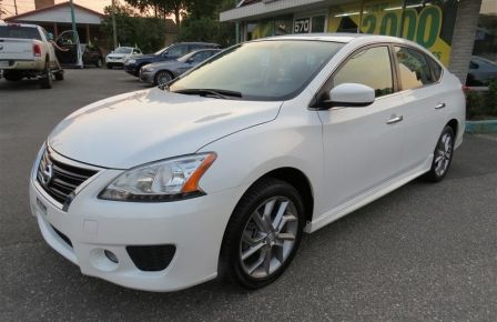 2013 Nissan Sentra SR AUTO,A/C,MAGS,GR ELECTRIQUE in Sherbrooke