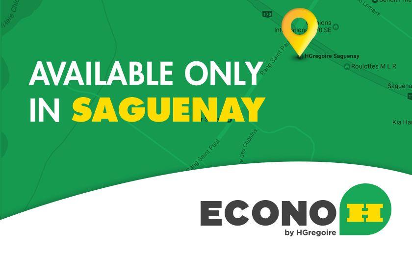 HGregoire Saguenay
